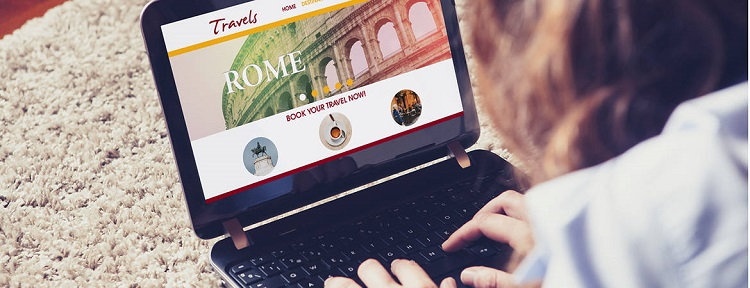Booking Your Travel Accommodation Online