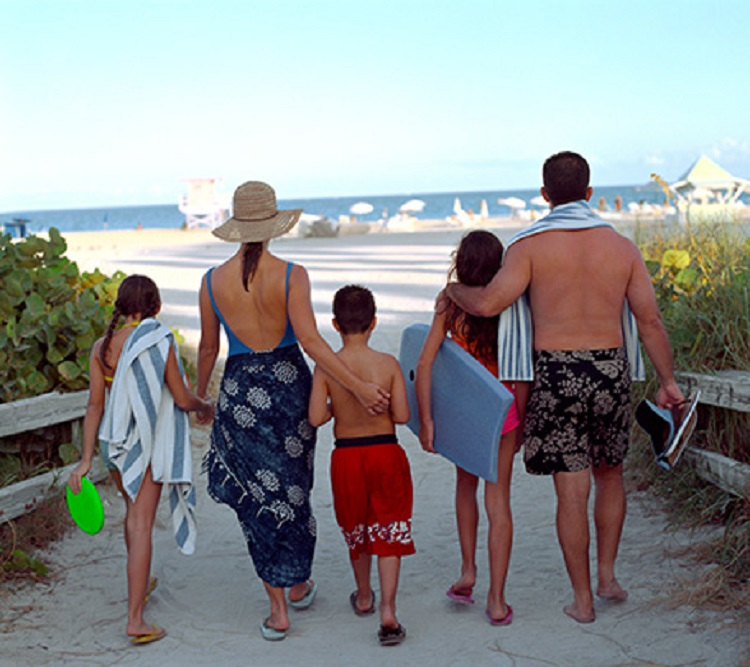 Family Vacation Travel Activities on the Beach